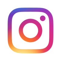 Instagram icon with link to library Instagram account